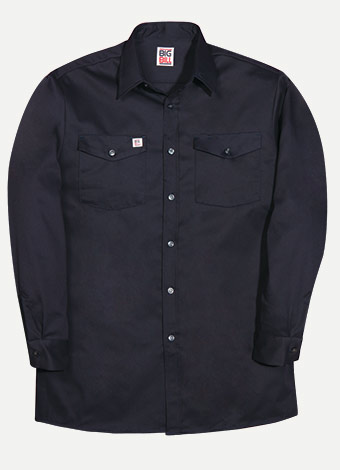 Big Bill 100% Cotton Work Shirt