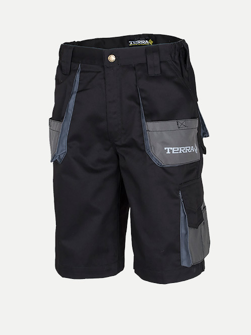 Terra Drill Cargo Work Shorts