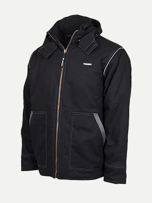 Terra Speed Canvas Quilted Winter Jacket