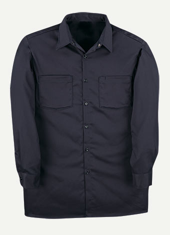 Bill Bill 100% Cotton Industrial Work Shirt