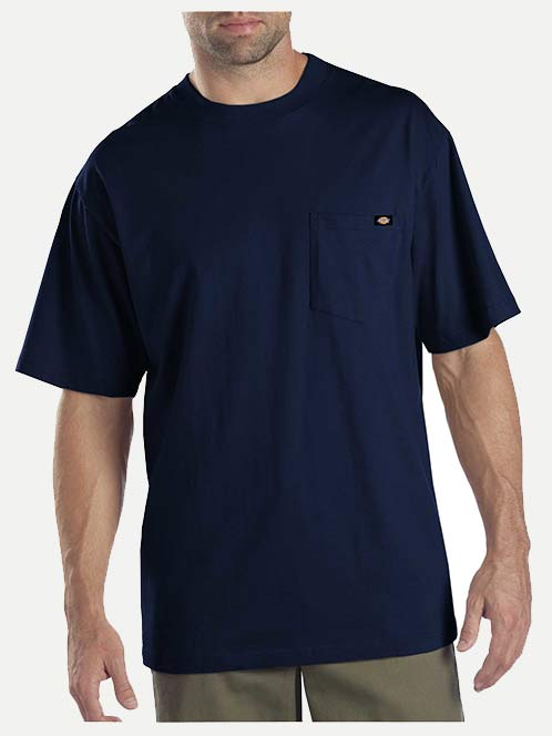 Dickies T-Shirt With Pocket (2-Pack)