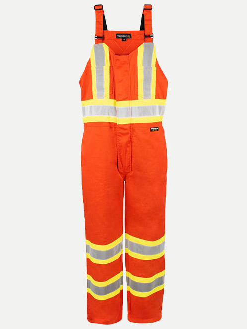 "Terra High Visibility 4"" Lightweight Overall"
