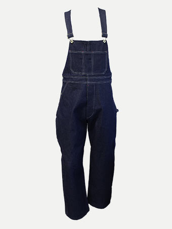 Big Al Denim 100% Cotton Overall