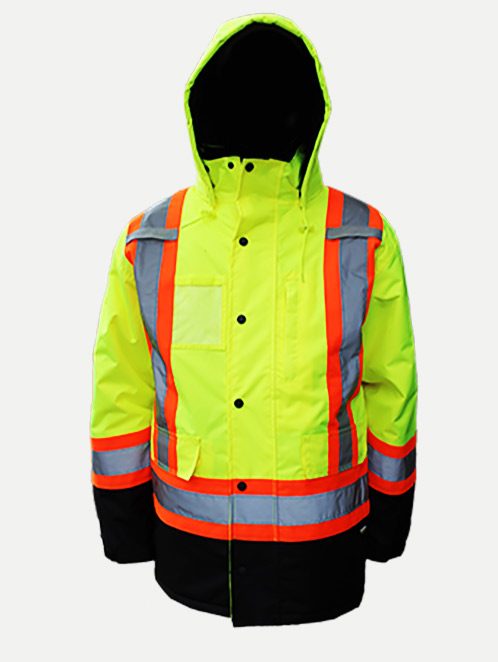 Terra Hi-Vis Winter Parka
