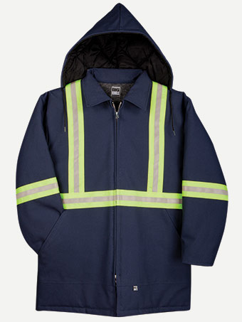 Big Bill Enhanced Visibility Winter Parka