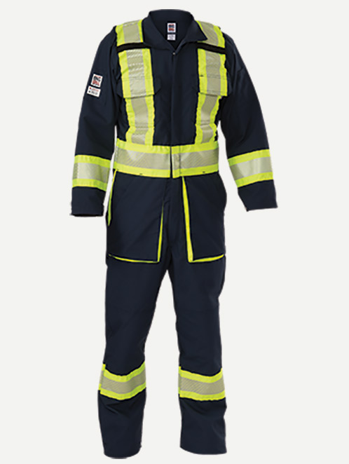 Big Bill Hi-Visibility Ripstop Coverall