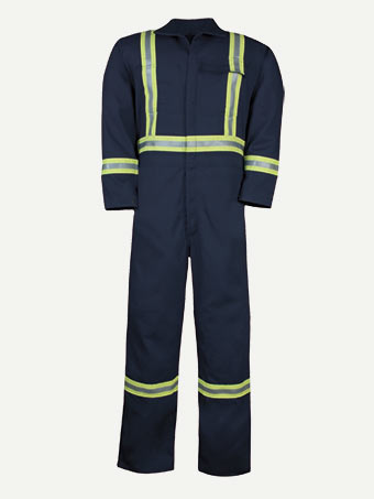 Big Bill 7.5 oz Dupont™ Protera® Unlined Hiviz Coverall