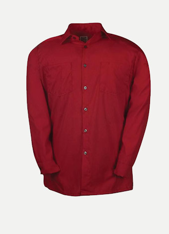 Big Bill Lightweight Poplin Work Shirt