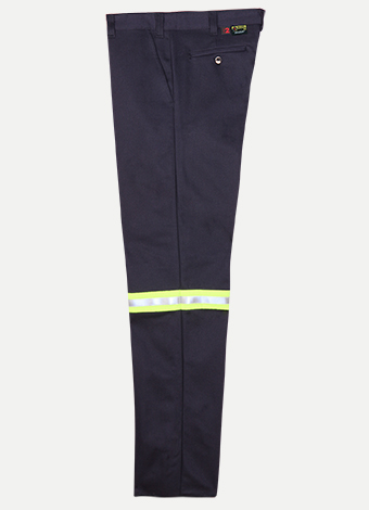 Big Bill 9 oz Westex™ Ultra Soft® Regular Fit Hiviz Work Pant