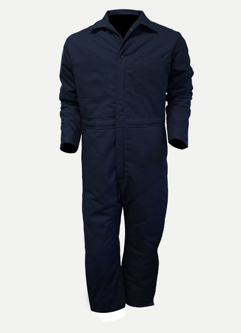 Big Al Lined Coverall