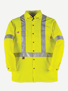 Big Bill 7 Oz. Tencate Tecasafe Hivis Shirt