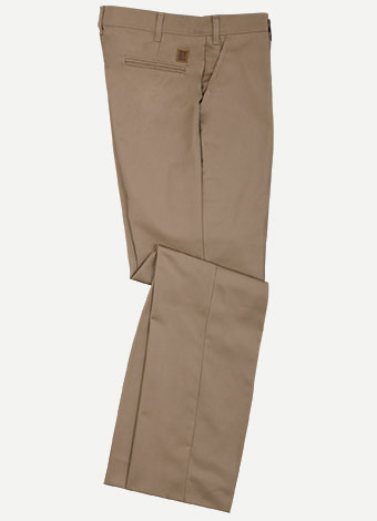 Big Bill Pantalon Professionnel Devant Plat