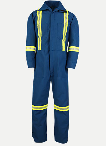 Big Bill 6 oz Nomex® IIIA® Unlined Hiviz Coverall