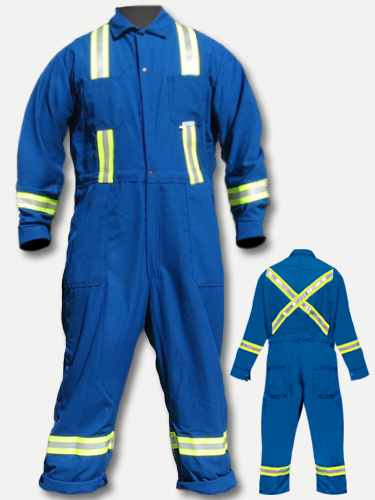 Big Al Nomex IIIA Reflective Coverall