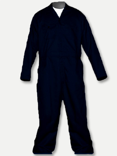Big Al 100% Cotton Flame Resistant Coverall