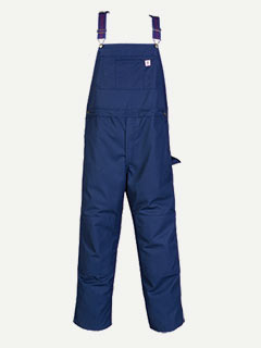 Big Bill Unlined Twill Workwear Bib Overall