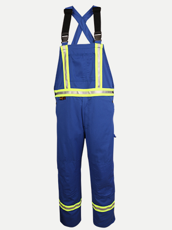 Big Bill 7 oz Westex™ Ultra Soft® Salopette Hiviz Non Doublé