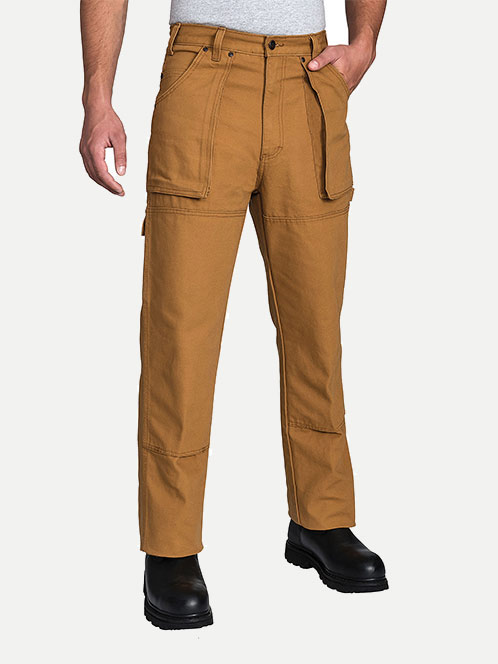 Dickies Pantalon de bûcheron en coutil