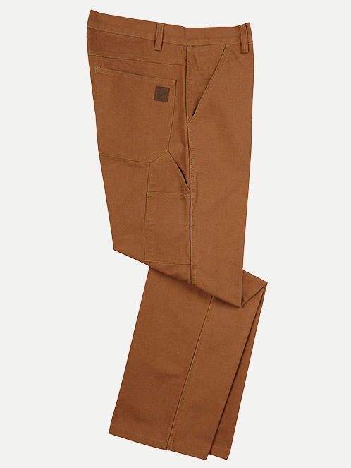 Big Bill Carpenter Fit Solid® Duck Utility Jeans