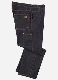 Big Bill Logger Fit Heavy Duty Jeans