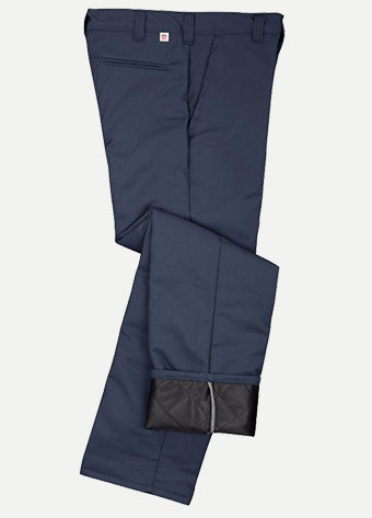 Big Bill Poly-Quilt Lined Work Pant