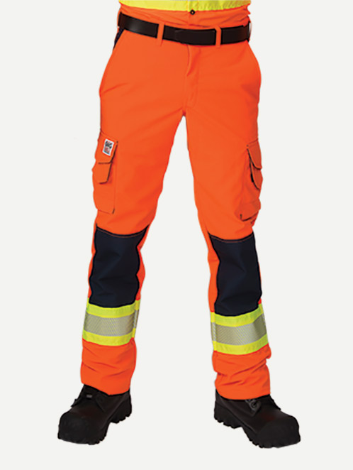 Big Bill Hi-Visibility Ripstop Cargo Pants