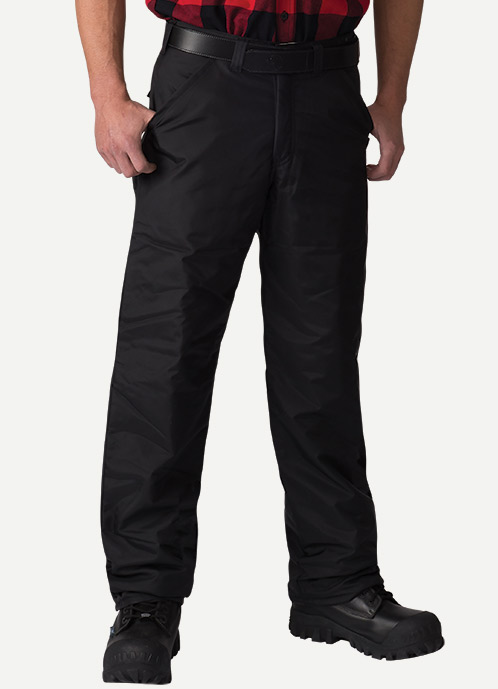 Big Bill Poly-Quilt Lined Heavy-Duty Nylon Pant