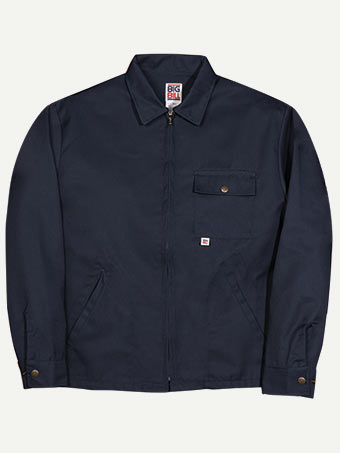 Big Bill Unlined Twill Jacket
