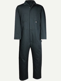 Big Bill Welder's Zip-Front Closure 100% Cotton Coverall