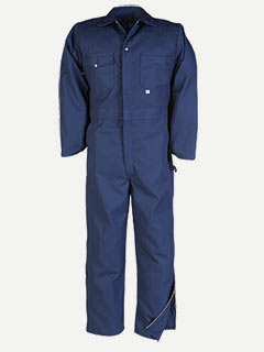 Big Bill Twill Workwear Deluxe Coverall (With Zipper)
