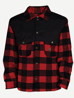 Big Bill 17 Oz. Plaid Wool Jacket