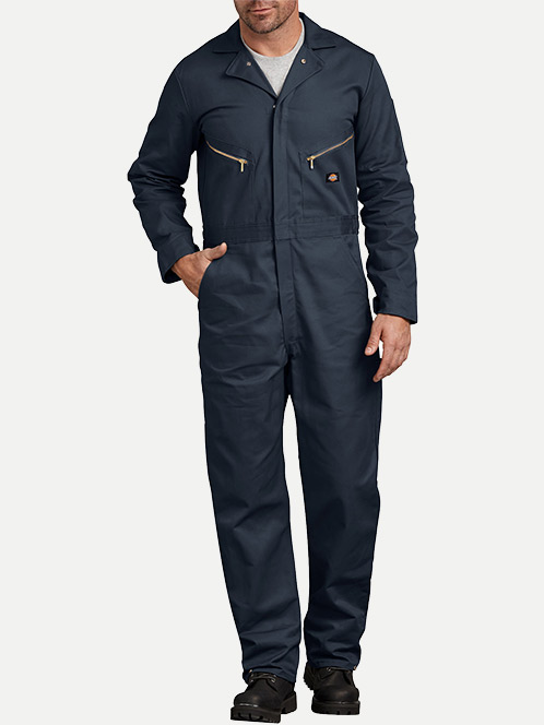 Dickies Deluxe Cotton Coveralls