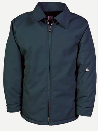 Big Bill Twill Workwear Poly-Quilt Lined Jacket