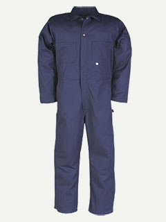 Big Bill Welder's Button Front Closure 100% Cotton Coverall