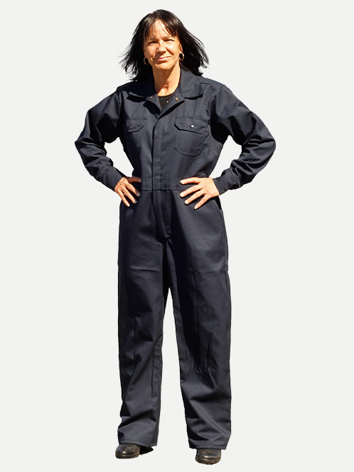Big Al Women's Coverall