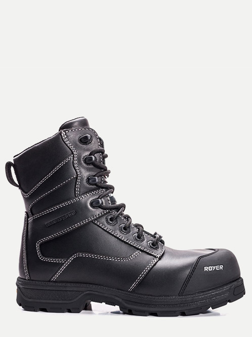 "Royer 8"" AGILITY™ ARCTIC GRIP® Boot Waterproof"