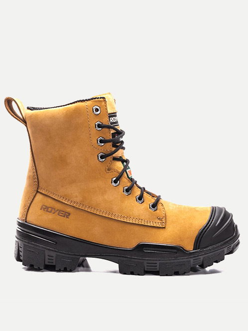 "Royer 8"" Ventura™ Metal-Free Work Boot"