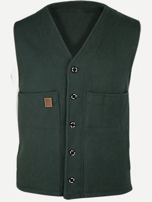 Big Bill 24 Oz. Wool Vest