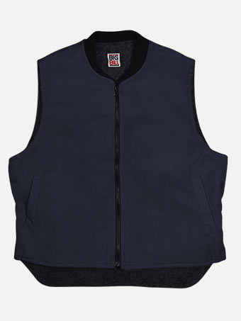 Big Bill Sherpa Lined Vest