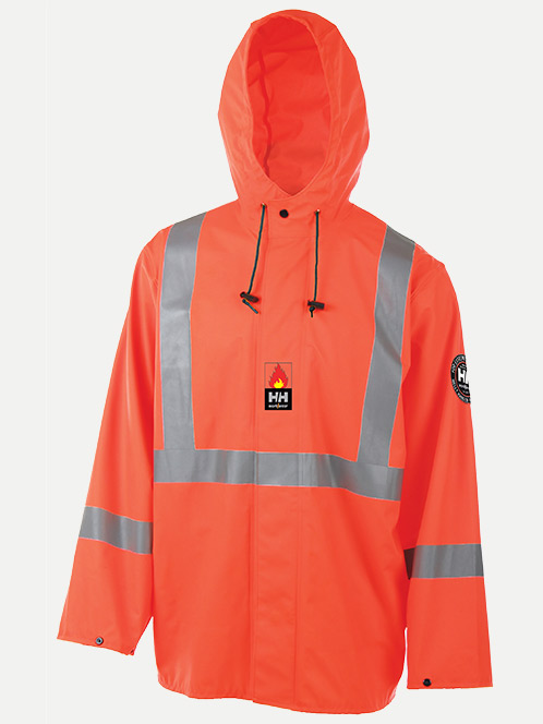 Helly Hansen Alberta Stretch Flame Retardant Jacket