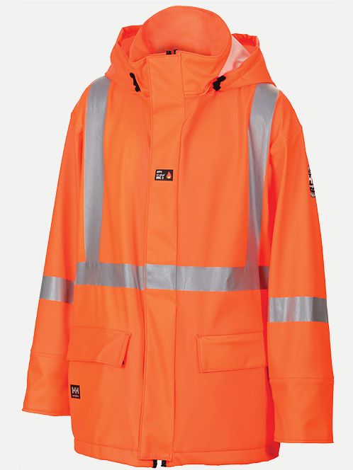 Helly Hansen Wabush Flame Retardant Jacket