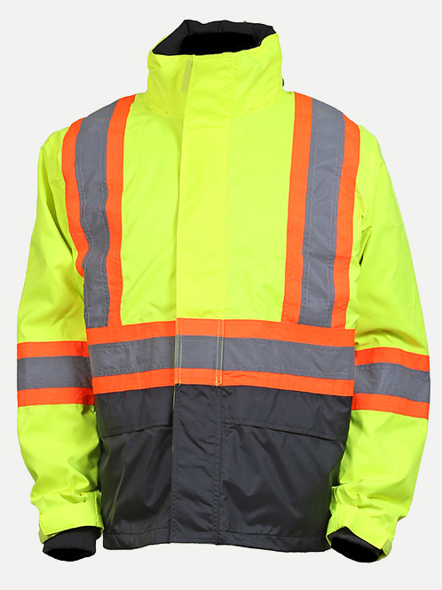 "Helly Hansen Alta CIS 3-in-1 Jacket With 4"" Striping"