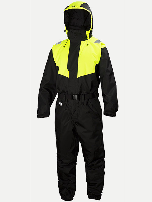 Helly Hansen Leknes Winter Insulated Reflective Coverall