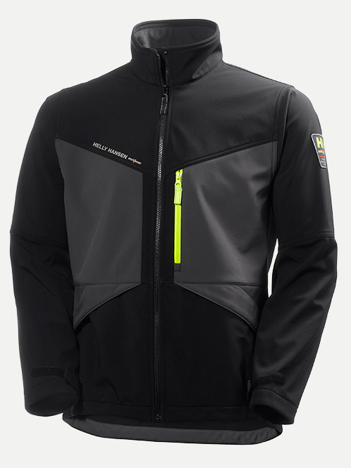 Helly Hansen Aker Soft Shell Jacket