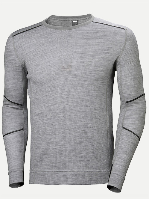 Helly Hansen HH Lifa Merino Crewneck Base Layer