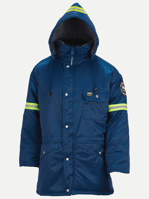 Helly Hansen Thompson Winter Hi-Vis Waterproof Parka