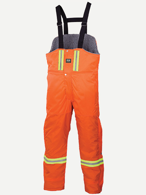 Helly Hansen Insulated Waterproof Reflective Weyburn Bib Overall