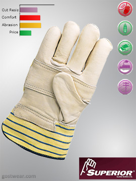Endura grain fitters work gloves cowgrain (1 Douzain)