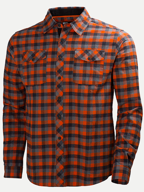 Helly Hansen Flannel Vancouver Shirt