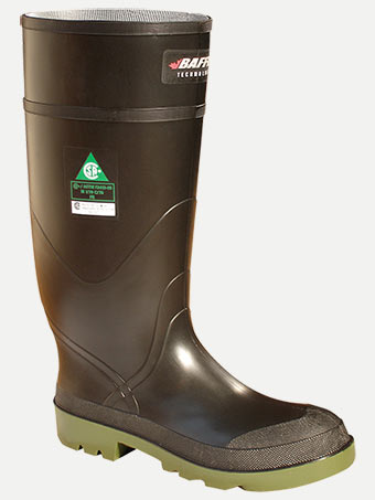 Baffin Petrolia Mens Moulded Unlined Boots